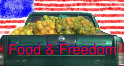 FOOD&FREEDOM